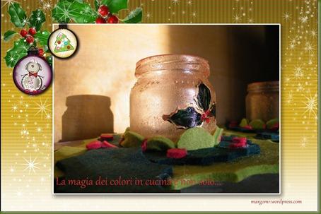 candela calendario vasetto