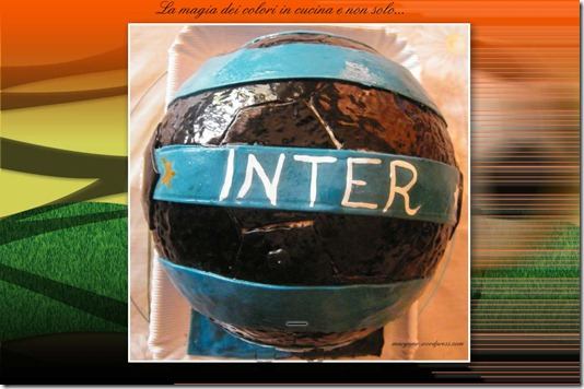 pallone inter sopra