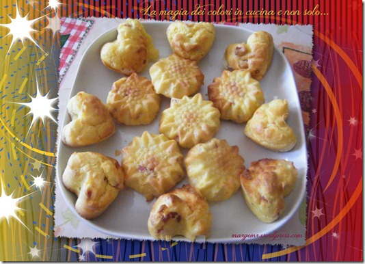 muffin wurstel formaggio 2