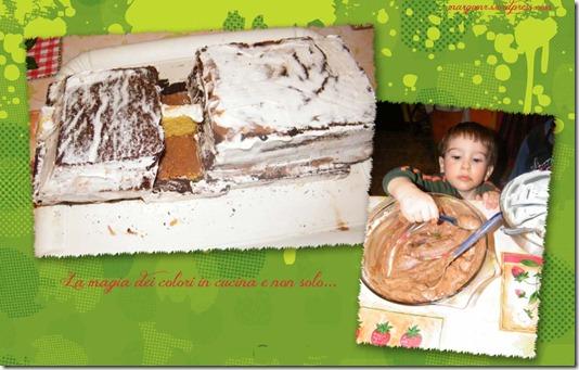 torta moto preparazione 1