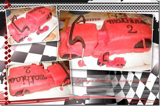 torta moto preparazione 2