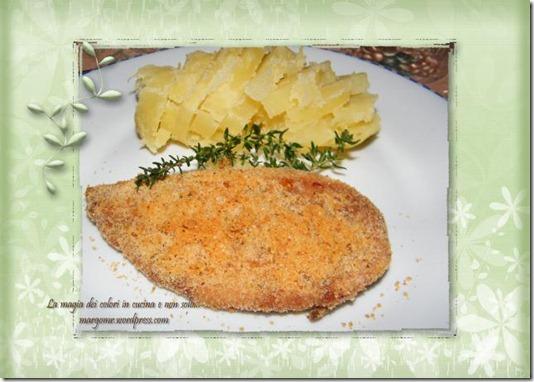 milanese rivisitata con patate