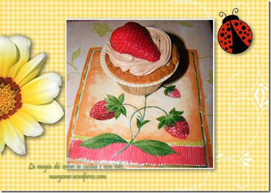 vaniglia cupcake