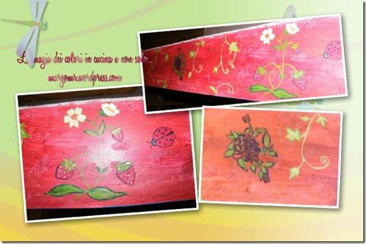 divano fiori