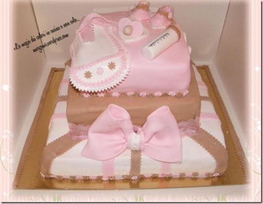 torta baby 1