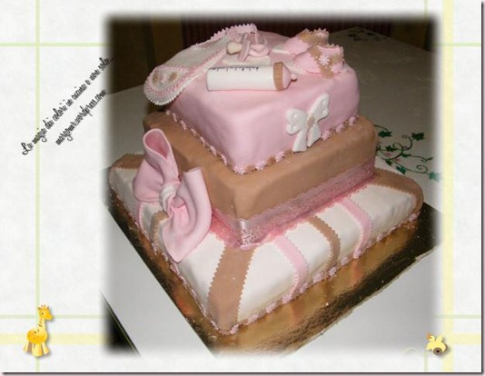 torta baby 4