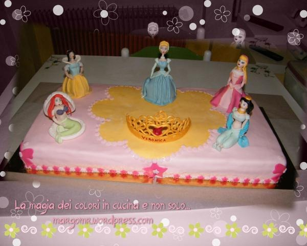 torte di principesse torta principesse : torta principesse 1
