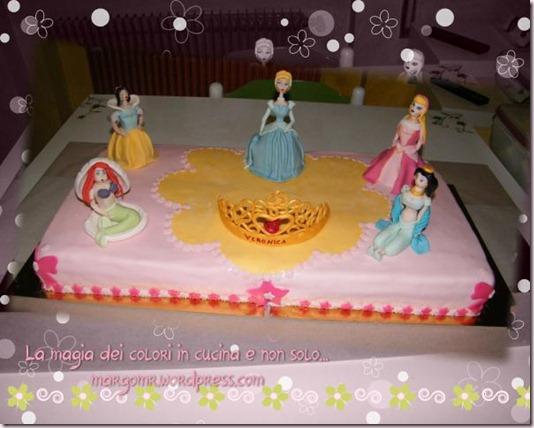 torta principesse 1