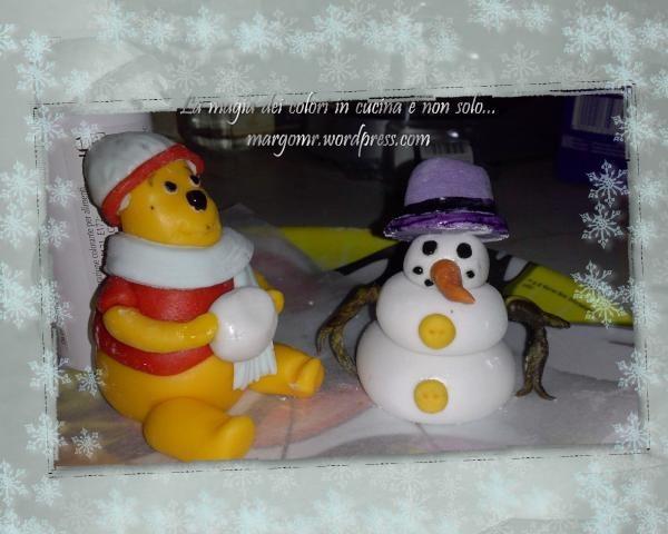 Winnie pooh in versione invernale la magia dei colori in for Winnie pooh ka che
