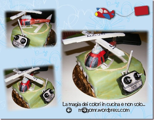 torta elicottero mmf 3