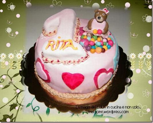 torta orsetto 1