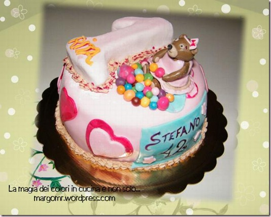 torta orsetto 5