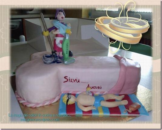 Torta a forma di pene la magia dei colori in cucina e for Isola cucina a forma di torta