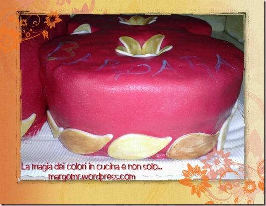 torta fiorita 2