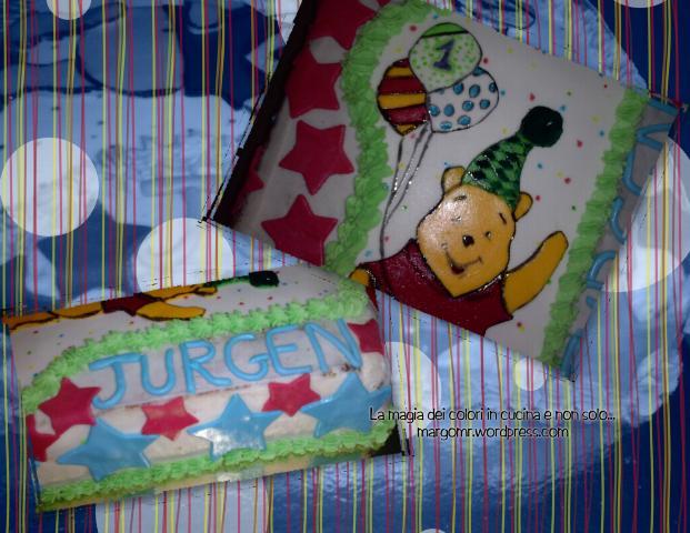 torta primo compleanno winnie pooh 3