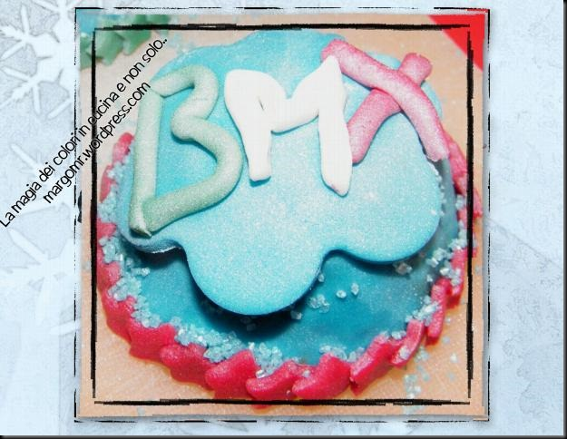 cupcake cioccolato bmx
