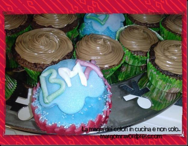 cupcake cioccolato frosting cioccolato 2