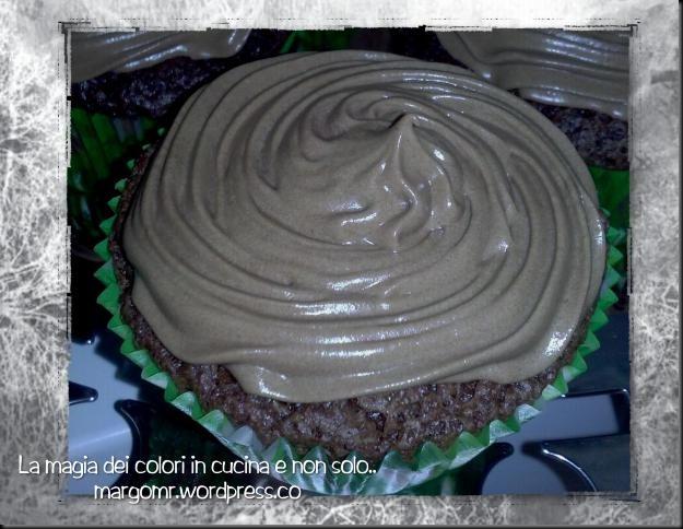 cupcake cioccolato frosting cioccolato