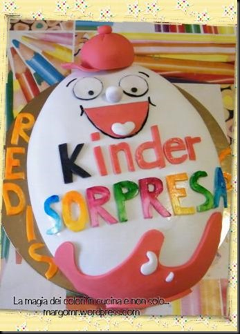 ovetto kinder 1