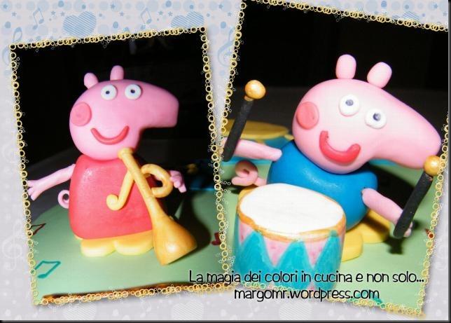 torta peppa pig musicale 3