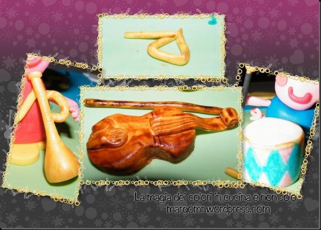 torta peppa pig musicale 5