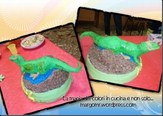 torta trex pasta di zucchero 2